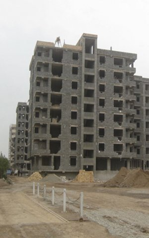 Emam Hossein 690 unit project